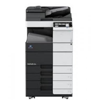 Máy Photocopy Konica Minolta Bizhub 554e - Hàng trưng bày