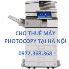 Cho thuê máy Photocopy tại Hà Nội - Uy tín, chuyên nghiệp.