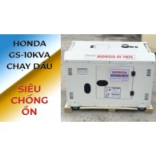 Máy phát điện Honda GS10KVA 3 pha  8Kw