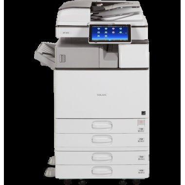 Máy photocopy Ricoh Aficio MP 2555SP (in, scan màu, photocopy, Duplex, DF 3090), Máy photocopy Ricoh Aficio MP 2555SP