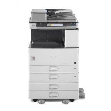 Máy photocopy Ricoh Aficio MP 3053 (chỉ có photocopy đen trắng) mới 95, Máy photocopy Ricoh MP 3053