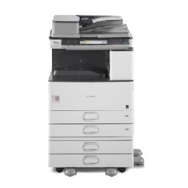 Máy photocopy Ricoh Aficio MP 3353SP ( in, scan màu,photocopy) mới 95, Máy photocopy Ricoh MP 3353SP