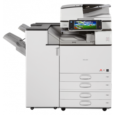Máy photocopy Ricoh Aficio MP 4054 ( model mới), Ricoh MP 4054