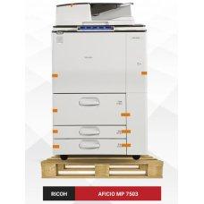 Máy Photocopy  Ricoh MP 7503 - Máy renew