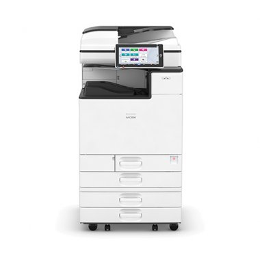 Máy photo Ricoh màu IM C2000 mới 100, Máy photocopy Ricoh IM C2000