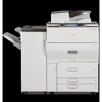 Máy Photocopy màu Ricoh MP C6502 SP mới  90% SP bán chạy