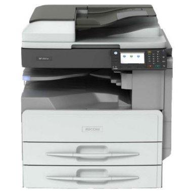 Máy photocopy Ricoh Aficio MP 2501L (in, scan màu,photocopy, Duplex) Mới 100, Máy photocopy Ricoh MP 2501L