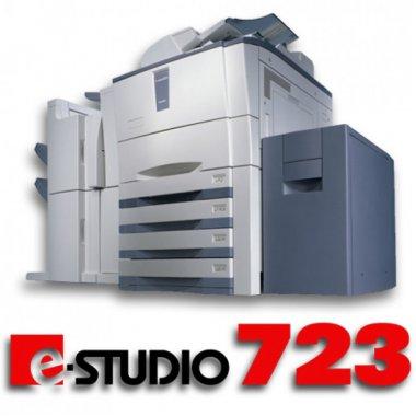 Máy photo Toshiba e-Studio 723 cũ, Máy photocopy Toshiba e-Studio