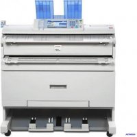 Máy photocopy A0 Ricoh Aficio MP W2401