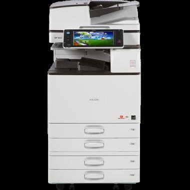 Máy Photocopy Kỹ thuật số Ricoh MP 3054SP mới 98, Máy photocopy Ricoh MP 3054SP