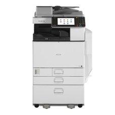 Máy photocopy Ricoh màu MP C4502 mới 90%
