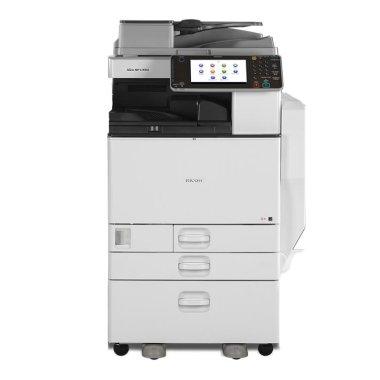 Máy photocopy Ricoh màu MP C4502 mới 90, Máy photocopy Ricoh MP C4502
