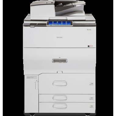Máy photocopy màu Ricoh MP C6503 mới 95, Máy photocopy Ricoh MP C6503