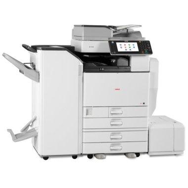 Máy photocopy Ricoh màu MP C5502 mới 90, Máy photocopy Ricoh MP C5502