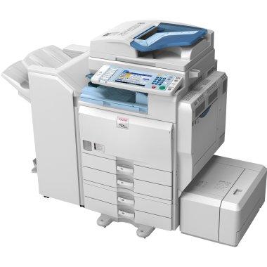 Máy photocopy Kỹ thuật số Ricoh Aficio MP 4001 cũ, Máy photocopy Ricoh Aficio MP 4001 cũ