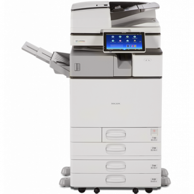 Tổng kho phân phối Máy Photocopy màu Ricoh MP C5504